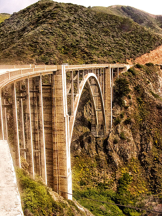 Chris Berry - 605 det  Big Sur Bridge 2