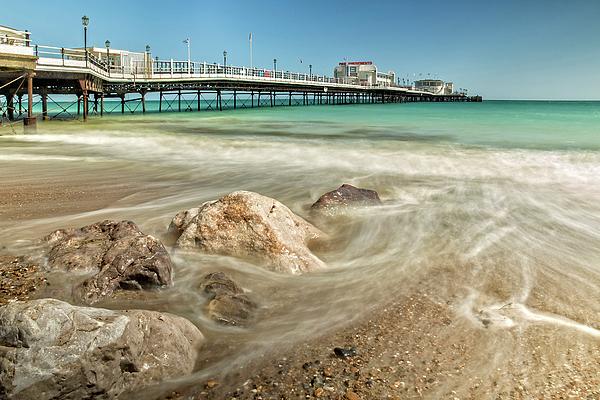 Len Brook - Worthing Pier