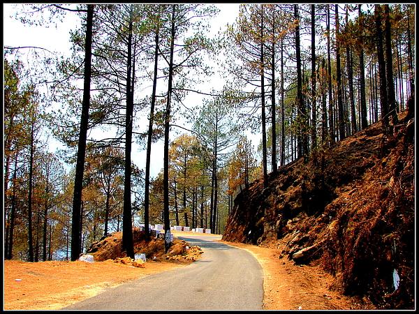 Anand Swaroop Manchiraju - Splendors Of Himalayas