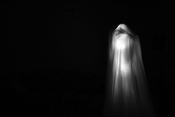 Michael Ledray - A Real Ghost Photo