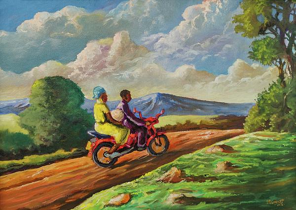 Anthony Mwangi - A Ride Home