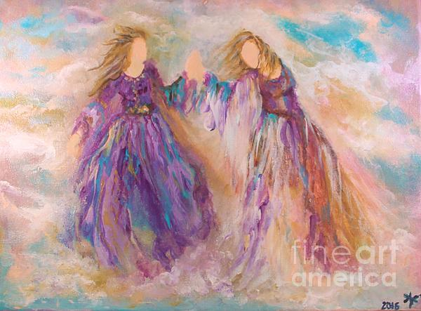Sandra Gallegos - A Sisters Welcome