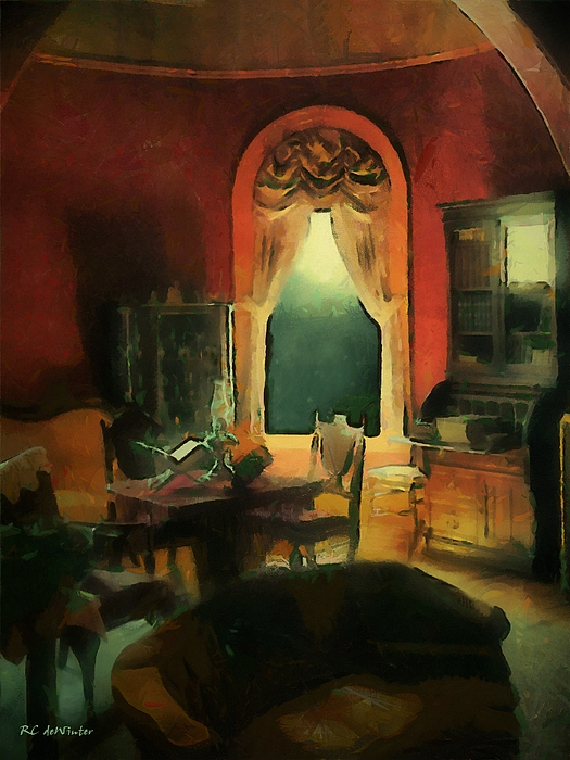 RC deWinter - A Study in Scarlet