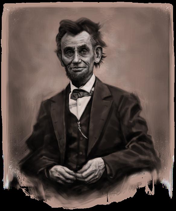 Abraham Lincoln Duvet Cover For Sale By Andre Koekemoer