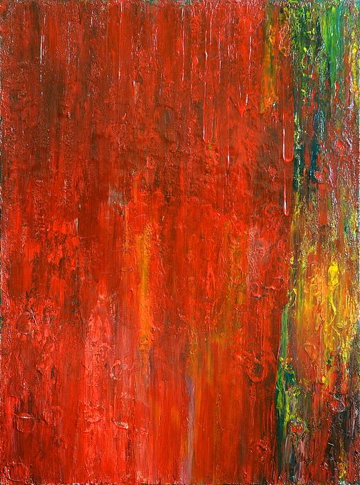 Teresa Wegrzyn - Abstract