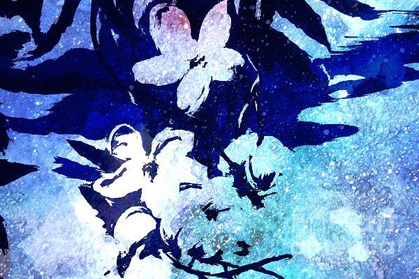 Aline Halle-Gilbert - Abstract art project 23