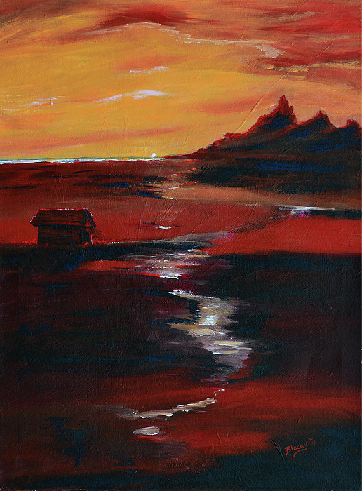 Donna Blackhall - Across Amber Fields To The Sea