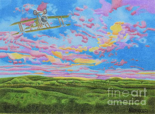 Sharon Patterson - Aerobatics