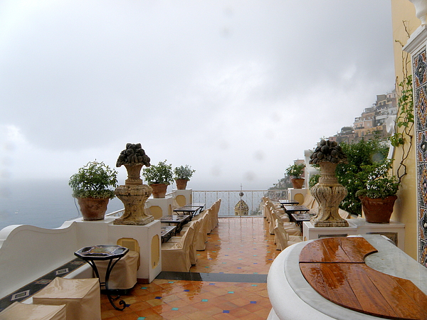 Tanya  Searcy - After the Rain. Positano