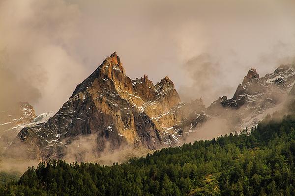Paul MAURICE - Aiguilles de Chamonix - French Alps