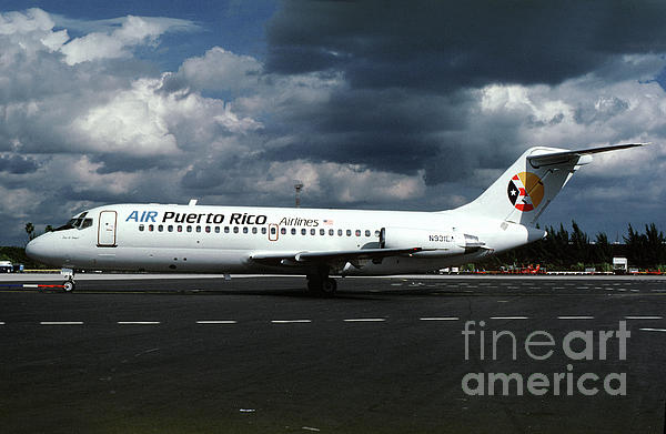 Авиакомпании пуэрто рико