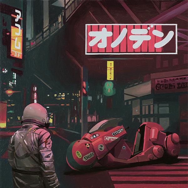 Scott Listfield - Akira