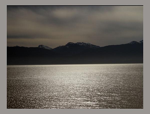 Alaska At Dusk Photograph