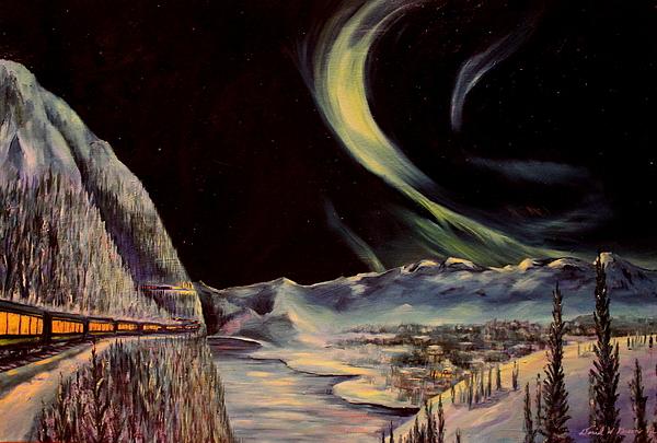 Daniel W Green - Alaskan Lights