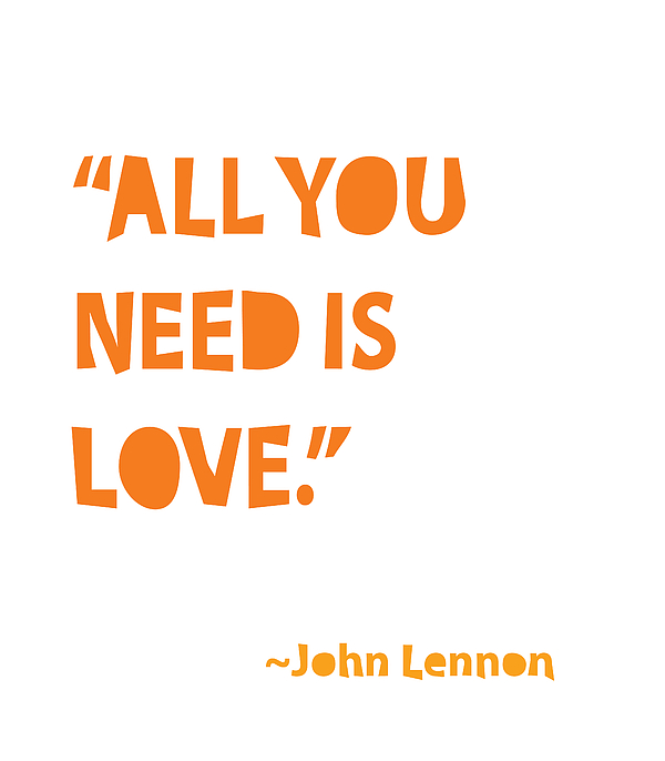 Cindy Greenbean - All You Need is Love