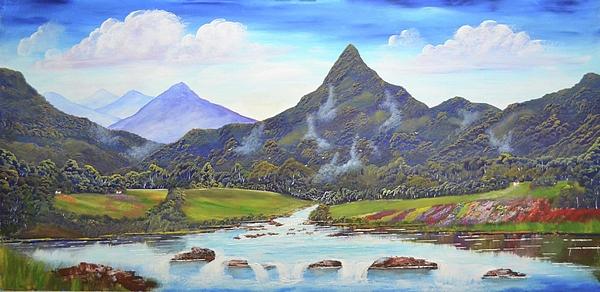 Deepa Sahoo - And the Mountains Echoed