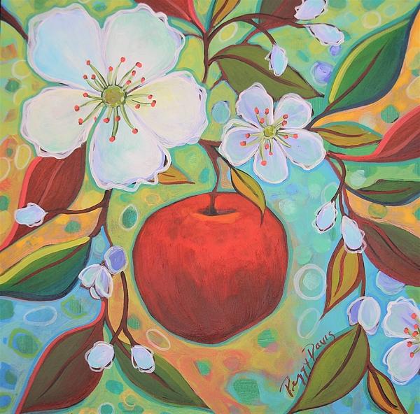 Peggy Davis - Apple Among The Blossoms