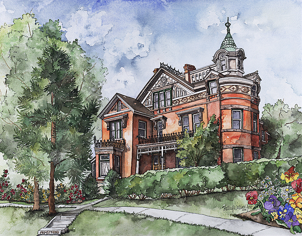 Shelley Wallace Ylst - Armstrong Mansion