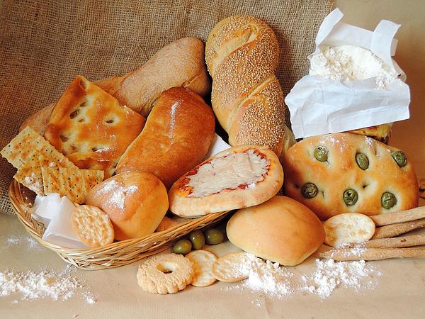 Guido Strambio - At the baker