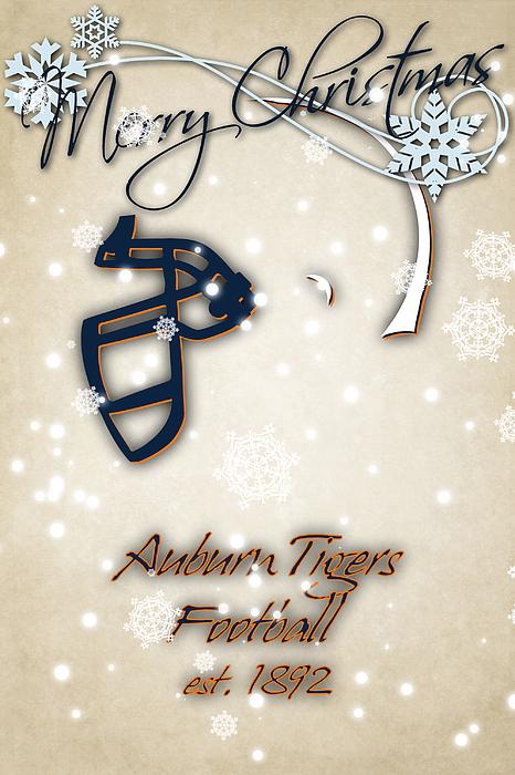 2 Tigers Greetings Card