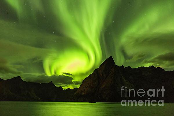 Timothy Hacker - Aurora Borealis In Norway 3