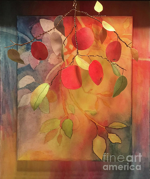 Conni Schaftenaar - Autumn Apples 3D
