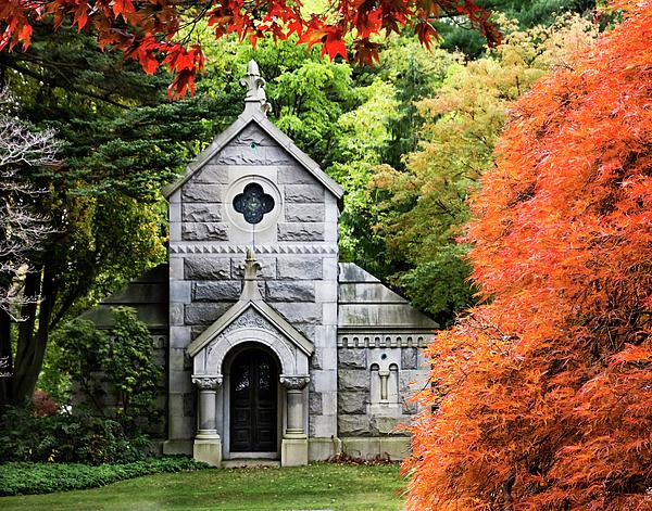 Betty Denise - Autumn Chapel