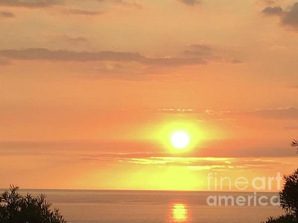 Karen Nicholson - Autumn Sunset