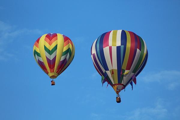 Todd Dunham - Balloon Race