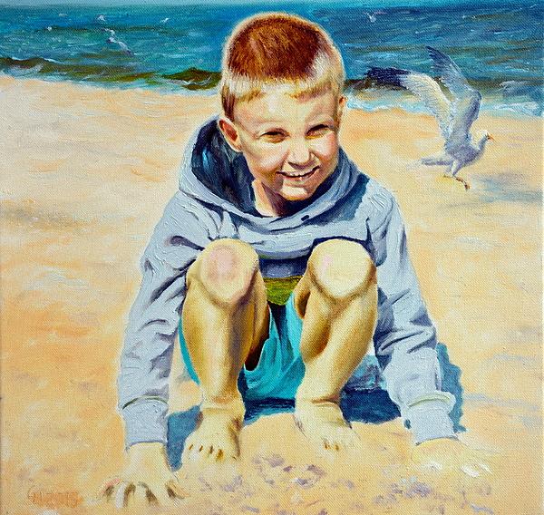 Henryk Gorecki - Baltic beach