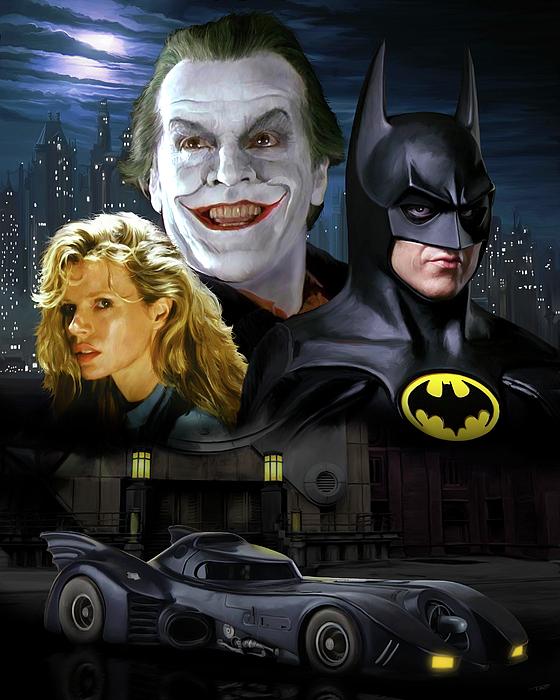 Batmania Revisiting 1989 S Batman The Retro Network