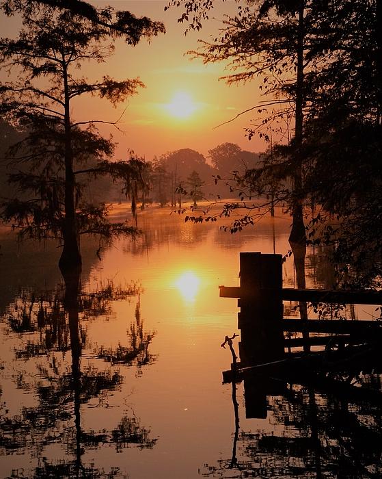Karen Beasley - Bayou Sunrise 2