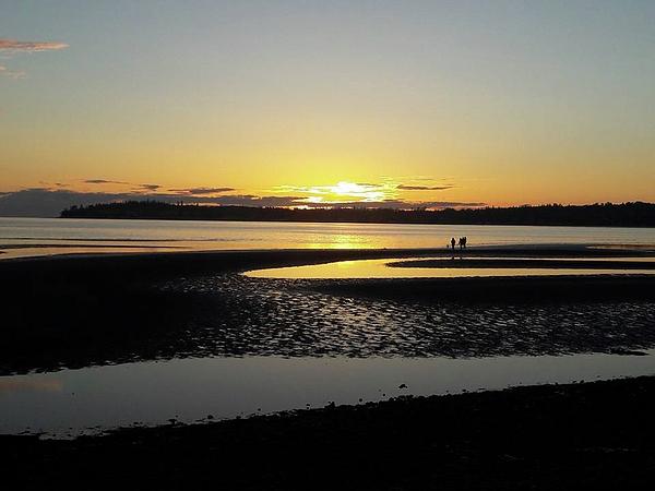 Shawna Walker - Beach Sunset