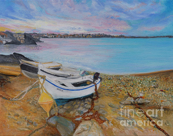 Kathy Knopp - Beached Boats