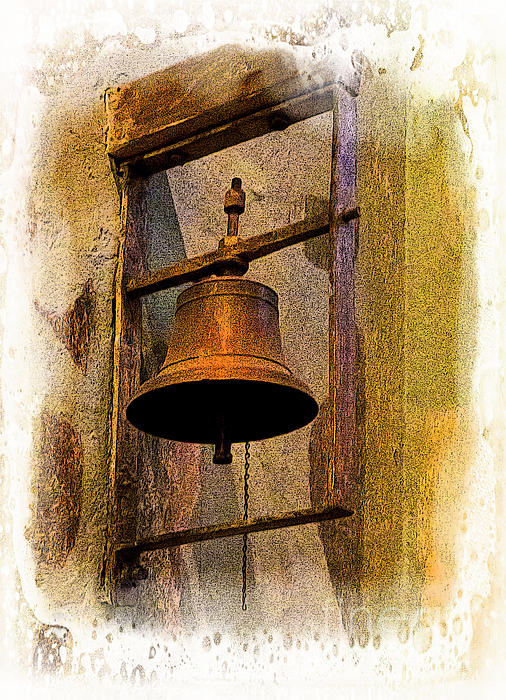 Al Bourassa - Bell In The Old Cathedral Of Cuenca, Ecuador