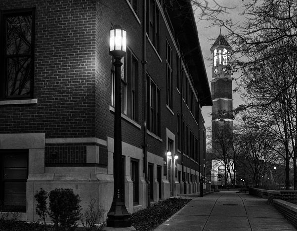 Coby Cooper - Bell Tower at Night