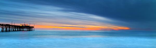 Sean Davey - Blue Balboa Pastels