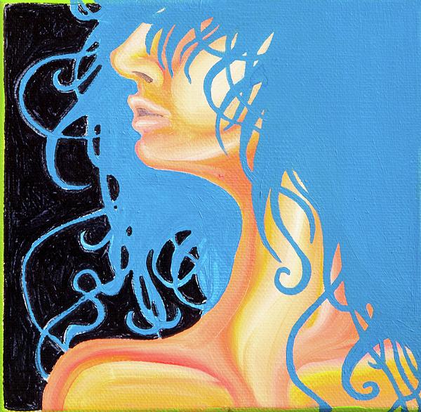 Sheridan Furrer - Blue