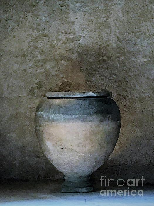 Nancy Worrell - Blue Urn