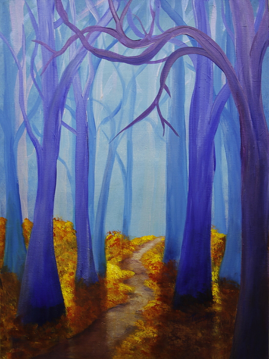 Connie Townsend - Blue Woods