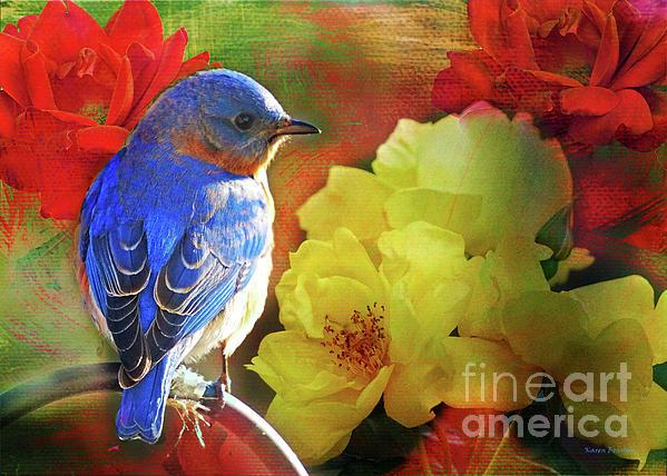 Karen Beasley - Bluebird of Happiness