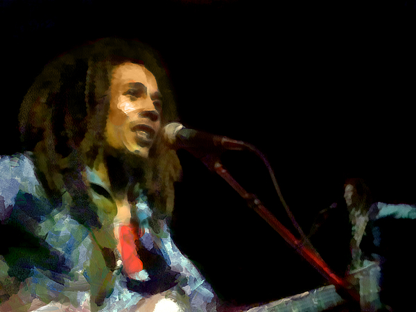 Sergey Lukashin - Bob Marley