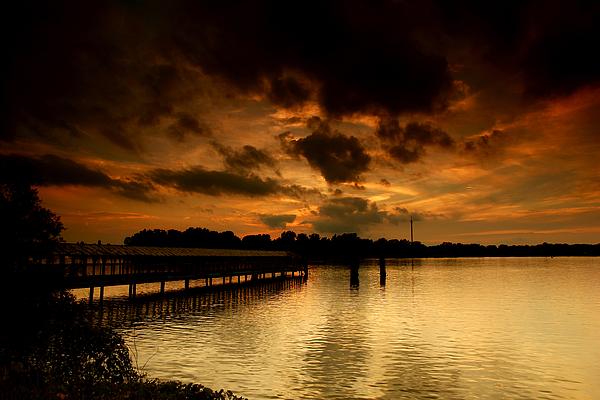 Boblo Dock Photograph