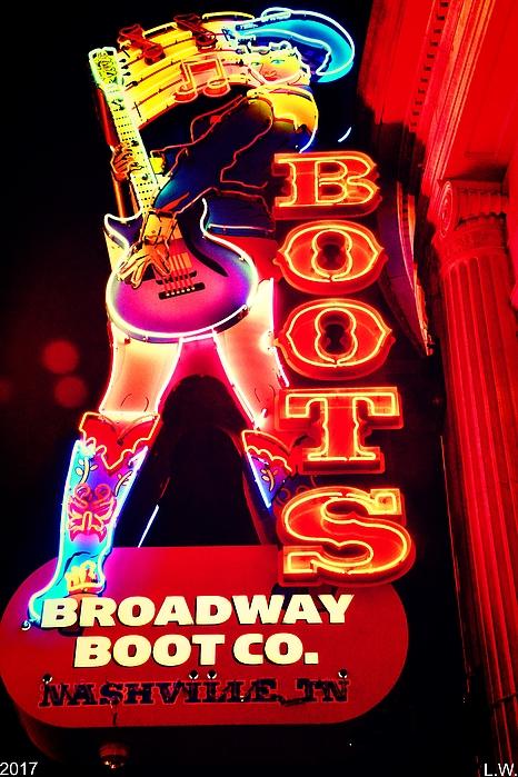 Lisa Wooten - Boots