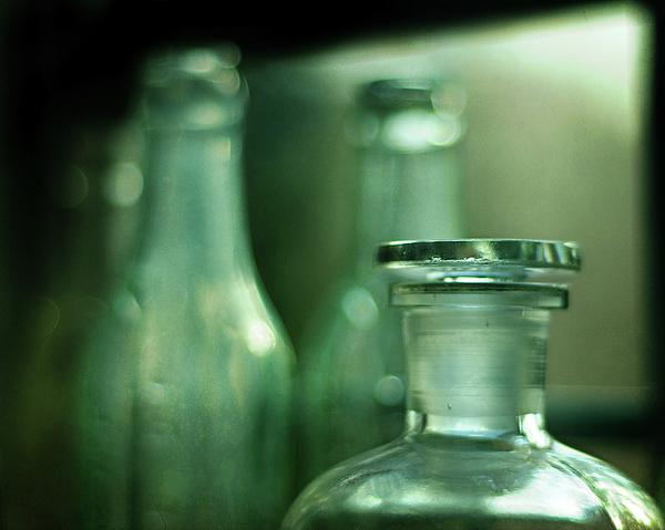 Rebecca Sherman - Bottles in the Window