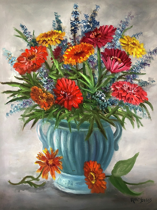 Randy Burns - Bouquet for My Mother on Her Birthday