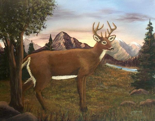 Sheri Keith - Buck