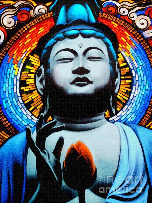 Ian Gledhill - Buddha And The Flower