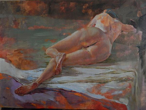 Irina Petrukhina - Burning Heels