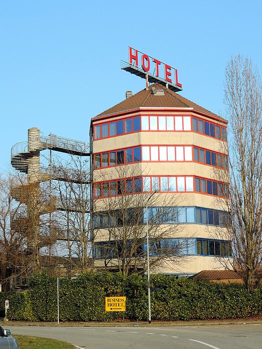 Guido Strambio - Business hotel